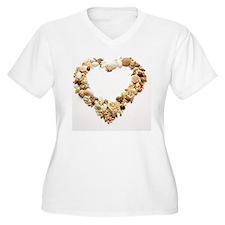 Assorted seashell T-Shirt