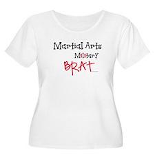 Martial Arts BRATS T-Shirt