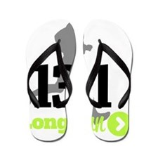 13.1 Long Run Woman Flip Flops