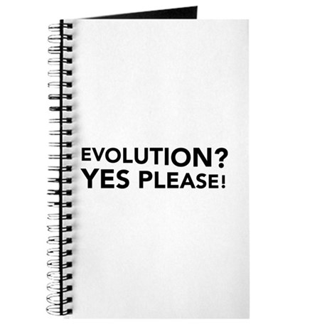 Evolution? Yes Please! Journal