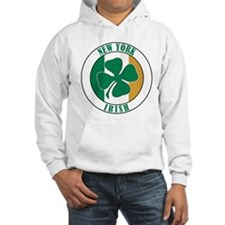 New York City Irish Hoodie