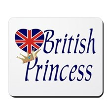 British Princess Mousepad