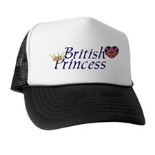 British Princess Trucker Hat