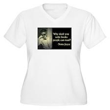 Joyce Quote T-Shirt