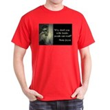 Joyce Quote Red T-Shirt