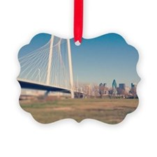 Margaret Hunt Hill bridge, Dallas Ornament