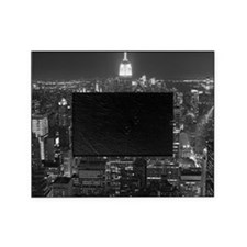 New York City at Night. Picture Frame