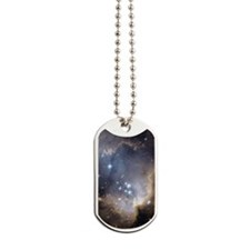 NGC 602 Nebula Dog Tags
