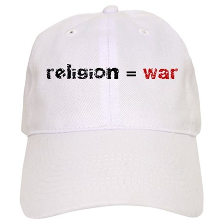 Religion is War Cap
