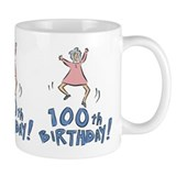 100th Birthday Coffee Mug