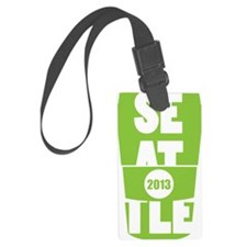 Seattle 2013 Luggage Tag