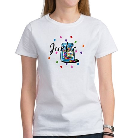 Jelly Bean Junkie Women's T-Shirt