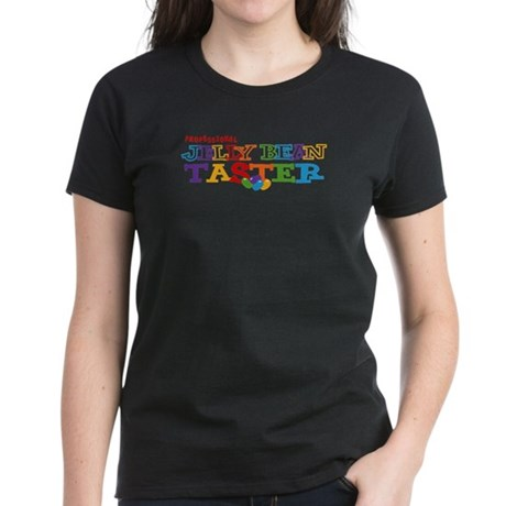 Jelly Bean Taster Women's Dark T-Shirt