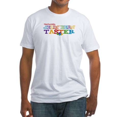 Jelly Bean Taster Fitted T-Shirt