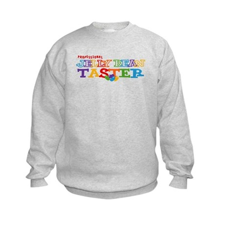 Jelly Bean Taster Kids Sweatshirt