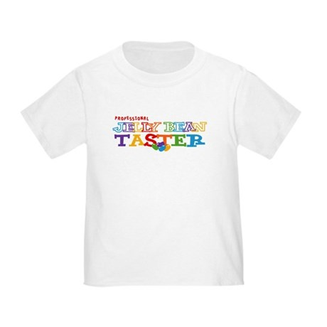 Jelly Bean Taster Toddler T-Shirt