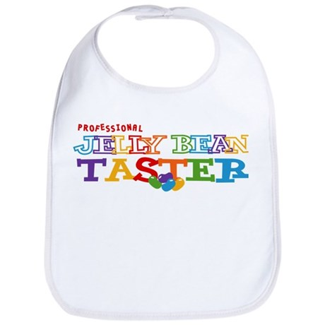 Jelly Bean Taster Bib