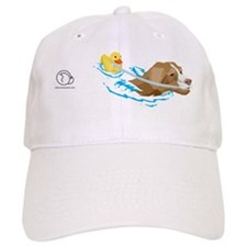 Toller_Ducky_8x3_Mug Baseball Cap