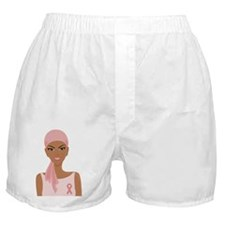 Breast Cancer Survivor Boxer Shorts