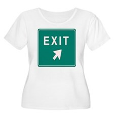 Freeway Exit T-Shirt