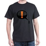 Unique Exclamation point T-Shirt
