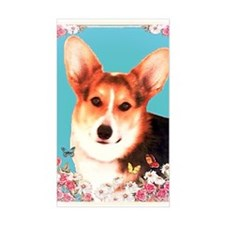 All Things Corgi Tricolor Decal