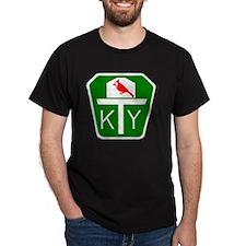 Kentucky Turnpike Shield T-Shirt
