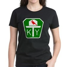 Kentucky Turnpike Shield Tee