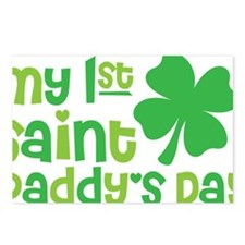 My 1st Saint Patricks Day Postcards (Package of 8)
