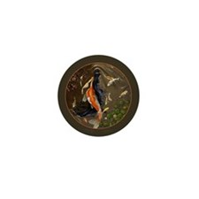 Koi Mermaid Mini Button (10 pack)