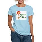 Flower Garden Diva Women's Light T-Shirt