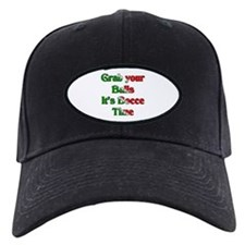 Grab your Balls. It's Bocce T Cap