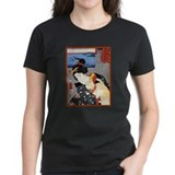 Japanese illustration Tee