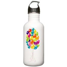 Color beautiful party  Water Bottle