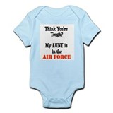 Funny Soldier's daughter Infant Bodysuit