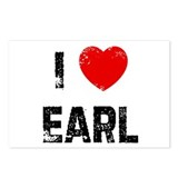 I * Earl Postcards (Package of 8)
