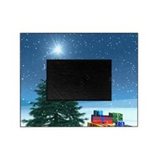 santa's night Picture Frame