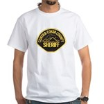Contra Costa Sheriff White T-Shirt