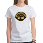 Contra Costa Sheriff Women's T-Shirt