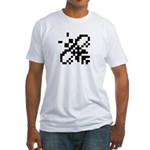 Atari ST bee busy icon Fitted T-Shirt