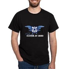 Master at Arms Dark Apparel T-Shirt