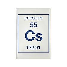 Caesium Rectangle Magnet