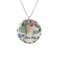 Slim Dogs Rule cover Necklace