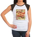 Flat New Mexico Women's Cap Sleeve T-Shirt