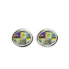 12 Tribes Of Israel Cufflinks