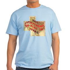 Flat Texas Light T-Shirt