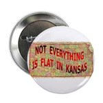 Flat Kansas Button