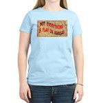 Flat Kansas Women's Light T-Shirt