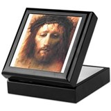 THE VEIL OF VERONICA Keepsake Box