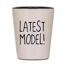 Latest Model Shot Glass